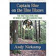 Captain Blue on the Blue Blazes - Autographed