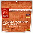 Good To-Go Classic Marinara With Pasta - Double Serving