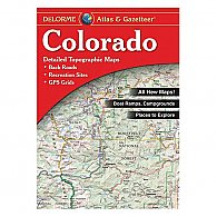 DeLorme Colorado Atlas & Gazetteer