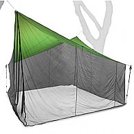 NEMO Bugout 12x12 Tarp with Screen-In Porch