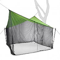 NEMO Bugout 9x9 Tarp with Screen-In Porch F19