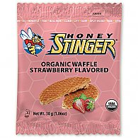 Honey Stinger Organic Waffle - Strawberry