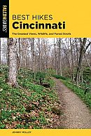 Falcon Guide: Best Hikes Cincinnati
