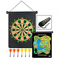 Backpack Magnetic Darts