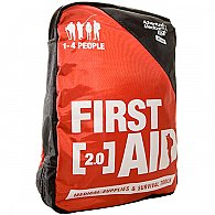 Adventure First Aid 2.0 - Front