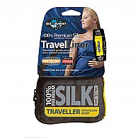 STS Premium Silk Travel Liner