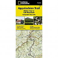 AT Topo Map Guide - Baily Gap to