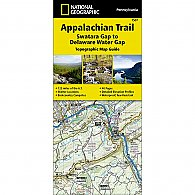 AT Topo Map Guide - Swatara Gap