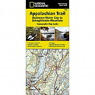 AT Topo Map Guide - Del. Water G
