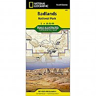 Natl Geo Badlands