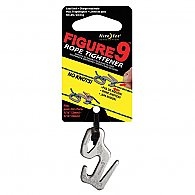 Nite Ize Figure 9 Carabiner Rope Tightener, Small