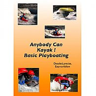 Anybody Can Kayak! Basic Playboating DVD