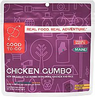 Good To-Go Chicken Gumbo - Double