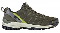 Oboz Men's Sypes Low Leather Waterproof Shoe