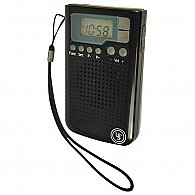 Weatherband AM/FM Radio