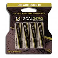 Goal Zero AA Rechargeable Batteries - 4 Pack