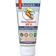 Badger Sport Sunscreen Cream