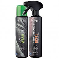 Granger's Down Wash + Performance Repel Twin Pack