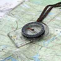 Topographic Map & Compass Basics Course - February 28, 2018