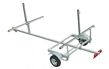 Trailex Kayak or Canoe Trailer (SUT-250-M2)