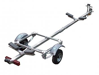 Trailex Single Kayak or Canoe Trailer (SUT-220-S)