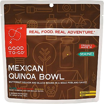 Good To-Go Mexican Quinoa Bowl - Double Serving