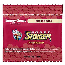Honey Stinger Organic Energy Chews - Cherry Cola