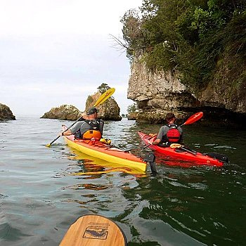 2 Day, 1-Night Bass Islands Sea Kayaking Trip - July 28 & 29, 2018