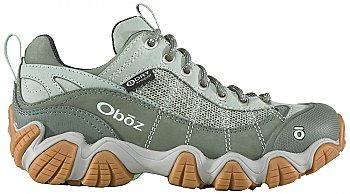 Oboz Women's Firebrand II Waterproof Low Cut Hiking Shoe