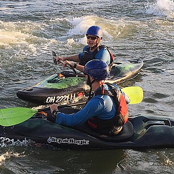 Essentials of River Kayaking – ACA Level 2 Course - July 26th SAVE THE DATE