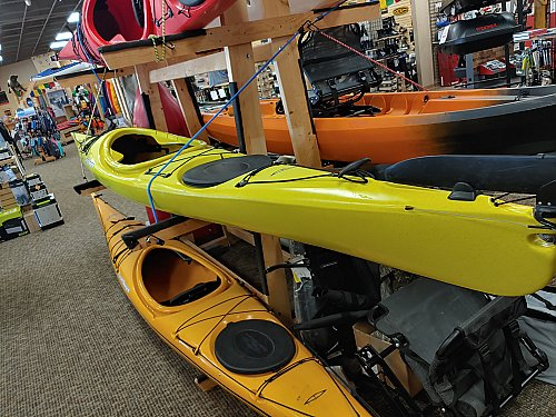 Current Designs Squall GT Kayak w/Rudder - USED