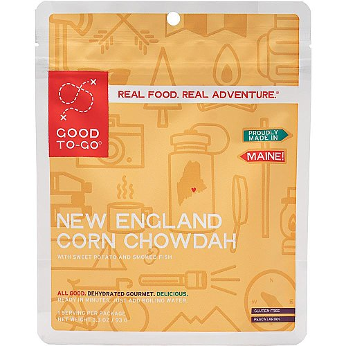 Good To-Go New England Corn Chowder - Single Serving