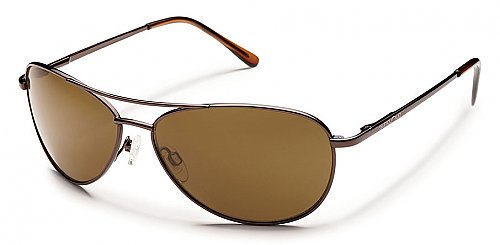 Color: Brown/Brown Polarized
