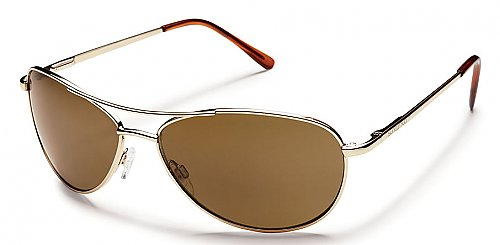 Color: Gold/Brown Polarized