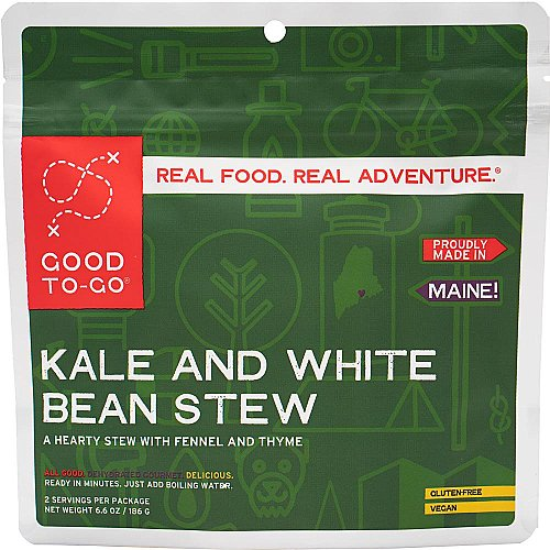 Good To-Go Kale & White Bean Stew - Double Serving