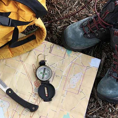 "Backpacking Basics: ""Trip Planning, Safety & Logistics"" - October 16, 2018"