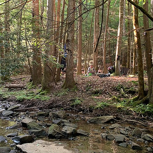"""Fall Colors"" Big South Fork 4-Day/3-Night Backpacking Trip - Oct. 24-27, 2019"