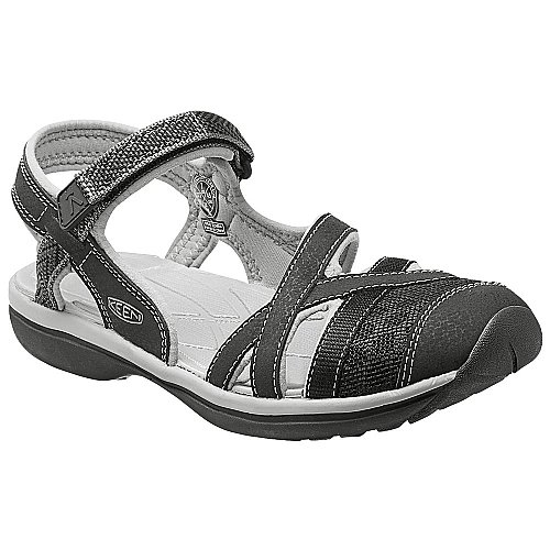 ... KEEN Women's Sage Ankle Sandal S16 CLEARANCE; Color: Black/Neutral Gray  Color: Black/Neutral Gray ...