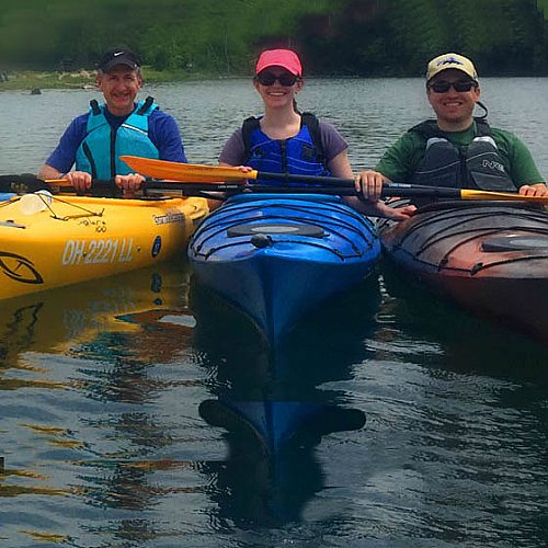Introduction to Kayaking – ACA Level 1 Course - June 30, 2018