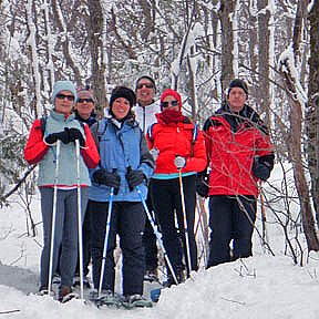 Cold Weather Day Hiking Class 101 - January 30, 2019