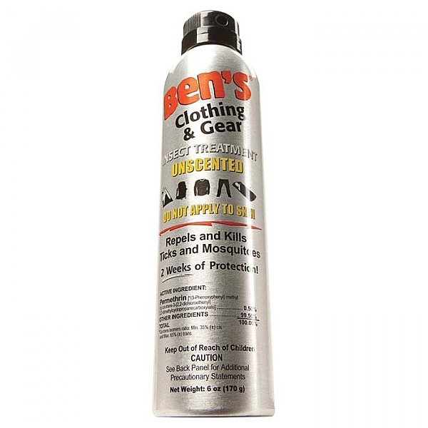 Ben's® Clothing & Gear Repellent 6oz