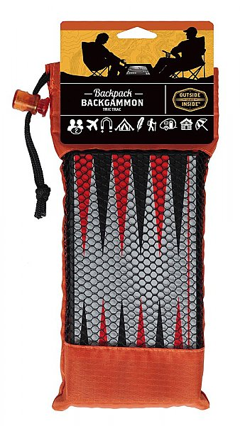 Backpack Backgammon