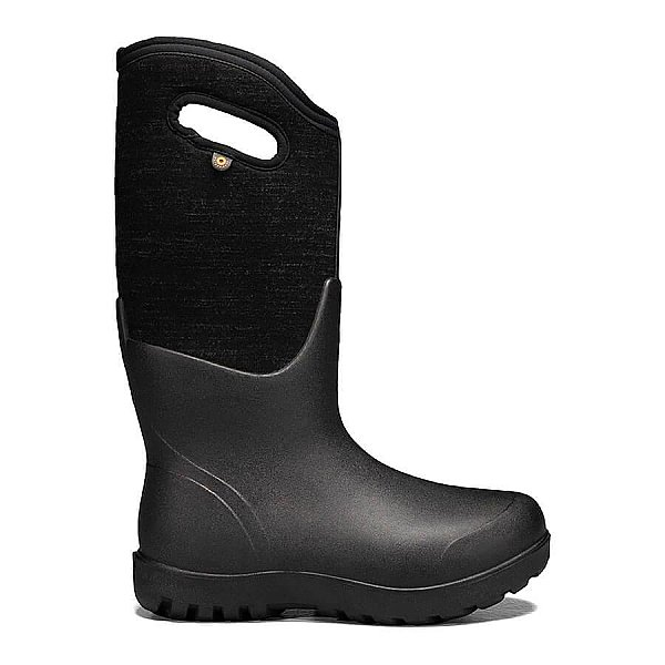 Bogs Womens Neo-Classic Melange Winter Boot - side view