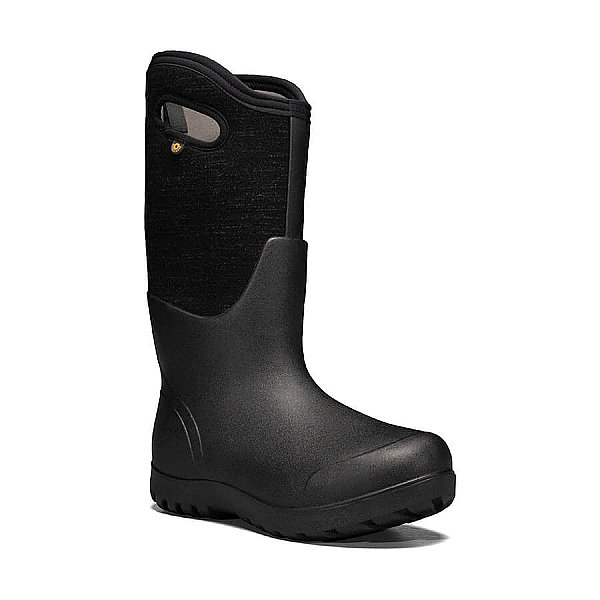 Bogs Womens Neo-Classic Melange Winter Boot - alt side view