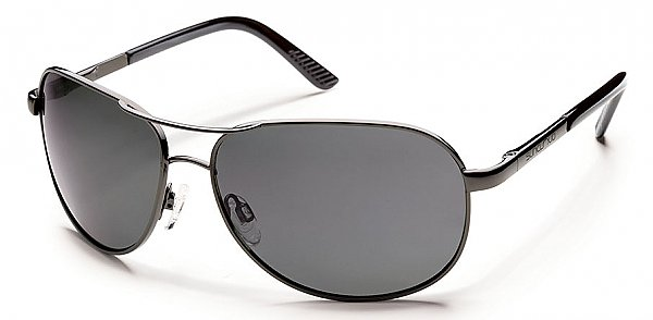 Color: Gun Metal/Grey Polarized