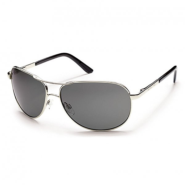 Color: Silver/Gray Polarized