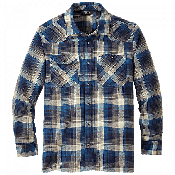 Color: Cascade Plaid