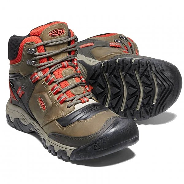 KEEN Men's Ridge Flex Mid WP
