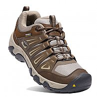 KEEN Men's Oakridge Waterproof Low Shoes