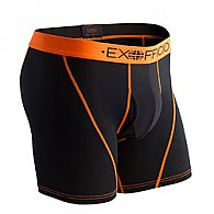 "ExOfficio Men's Give-N-Go Sport Mesh 6"" Boxer Brief S18"